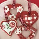 2月アイシングレッスン バレンタインクッキー教室のご案内 (終了しました)