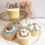 Kumi Sweets  春のカップケーキアイシングレッスン(残席3)
