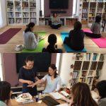 【講座レポ】心と体を幸せにするヨガ&メイク5月講座